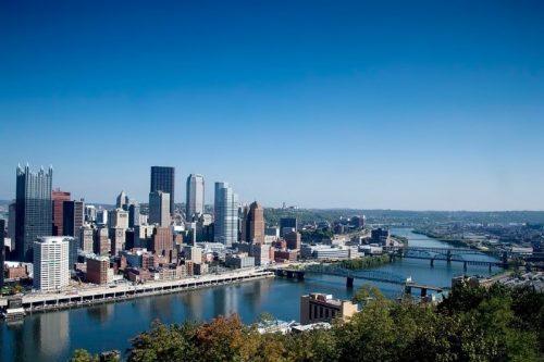 top destinations in Pennsylvania