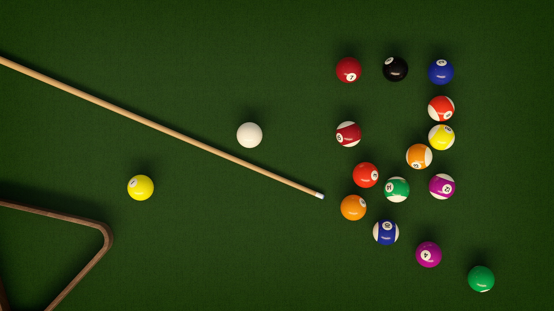relocate your pool table