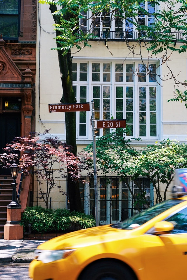 A part of Gramercy in New York. If you're moving with a family, you need to decide if Gramercy is a good neighborhood for families with kids