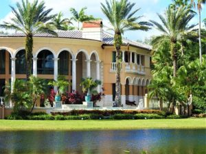A house in Weston Florida - picking a retirement location