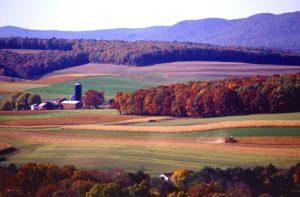 PA landscape.
