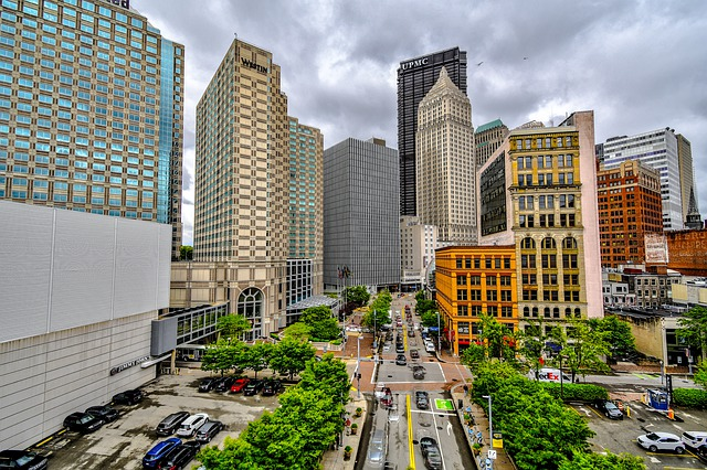 A view of Pittsburgh, a city that offers PA lifestyle.