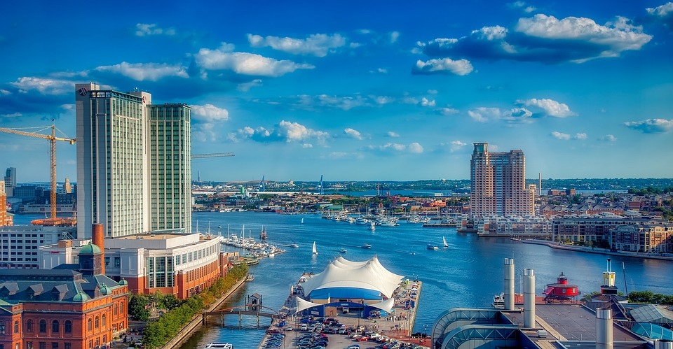 Living in Gaithersburg will put you in close proximity to Baltimore and Baltimore Harbor.