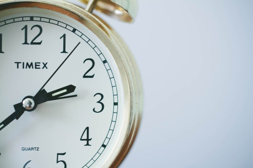 A timer.