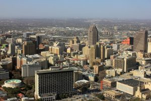 The view of San Antonio as this city is one of the pet-friendly cities in Texas.