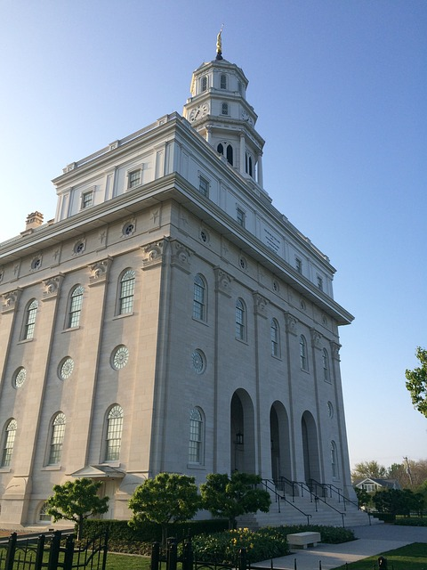 The small town of Nauvoo that's one of the most charming small places of Illinois.