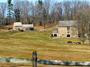 A farm in Pennsylvania