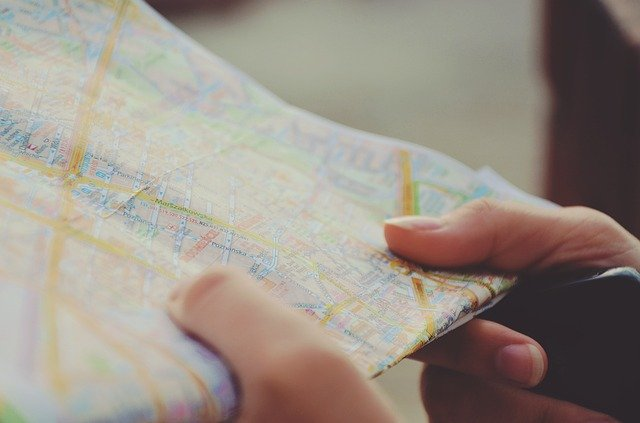 Map - use it to explore Coral Gables.
