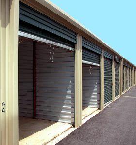 Storage Unit Warehouse
