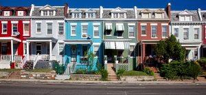 Washington old houses
